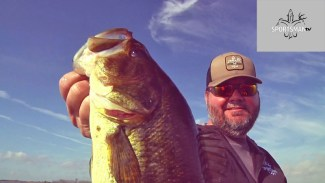 How Greg Hackney finds bass in new water