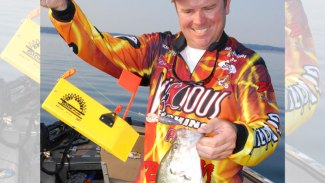 How to catch summer crappie in Mississippi