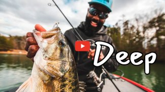 How to catch the deepest bass in your lake