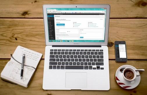 utiliser WordPress pour créer son site internet
