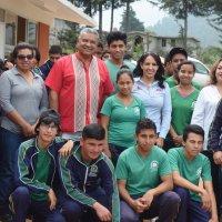 Atiende IIFEEM necesidades de escuelas de Queréndaro