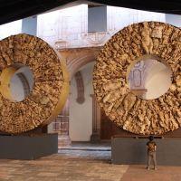 """En el Clavijero, los """"Chalchihuites"""", de Javier Marín"""