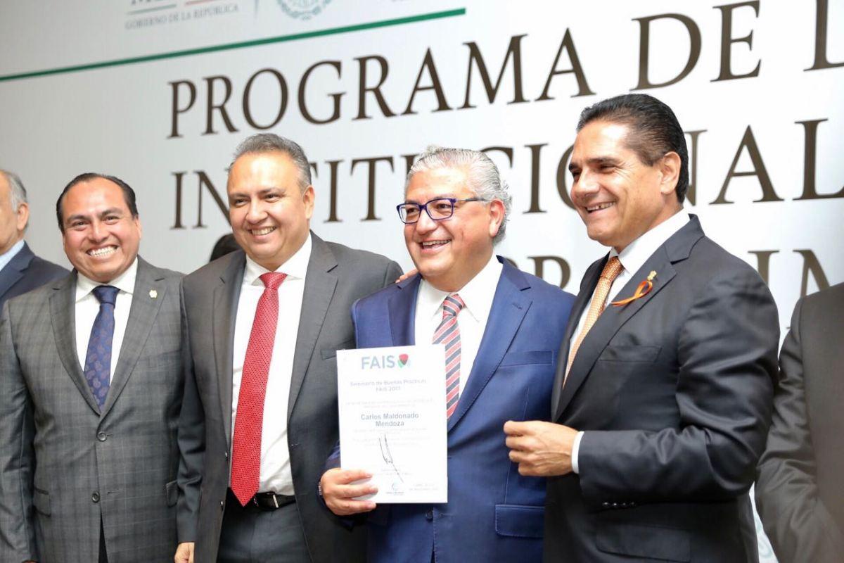 Michoacán, ejemplo nacional en la aplicación efectiva de recursos