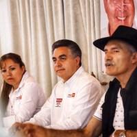El doctor Mireles acude a Uruapan a brindar total apoyo a Poncho Mares