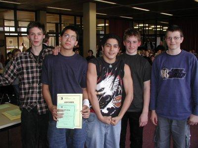 Schachmeisterschaft 2003
