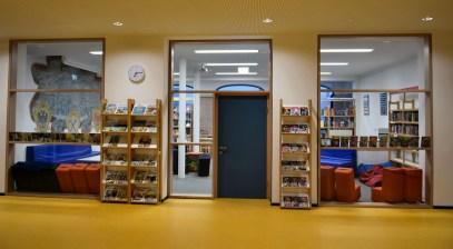 Schulbibliothek der NMS 2 Schwaz