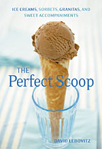 David Lebovitz's The Perfect Scoop