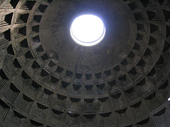 Pantheon in Rome, image by Sara Rosso