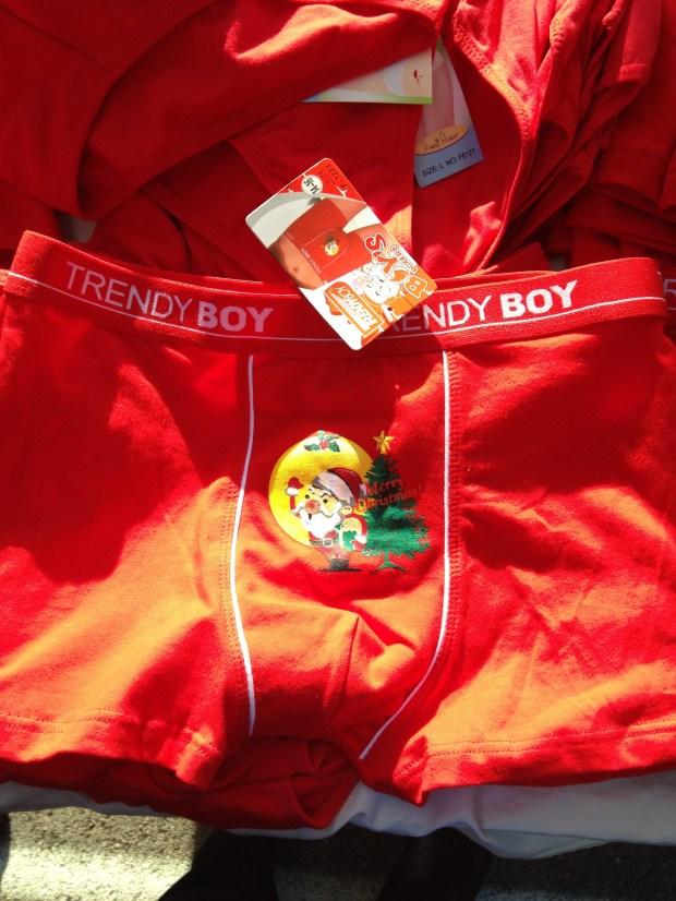 Trendy Boy Underwear for New Year's