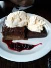 Sticky Toffee Pudding - copyright Sara Rosso