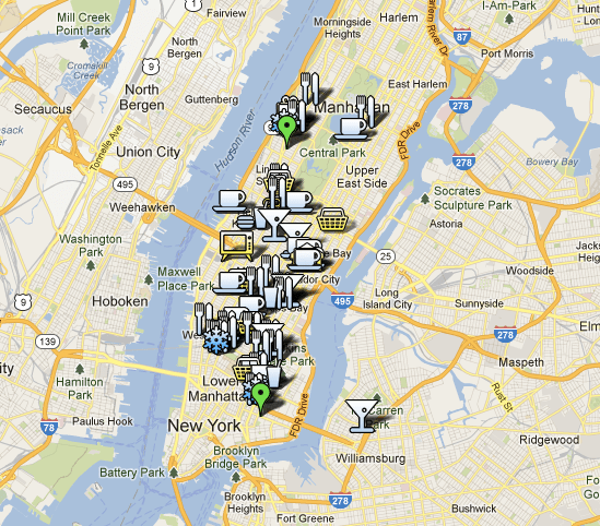 How I Travel: Using Google Maps to discover and map out a city