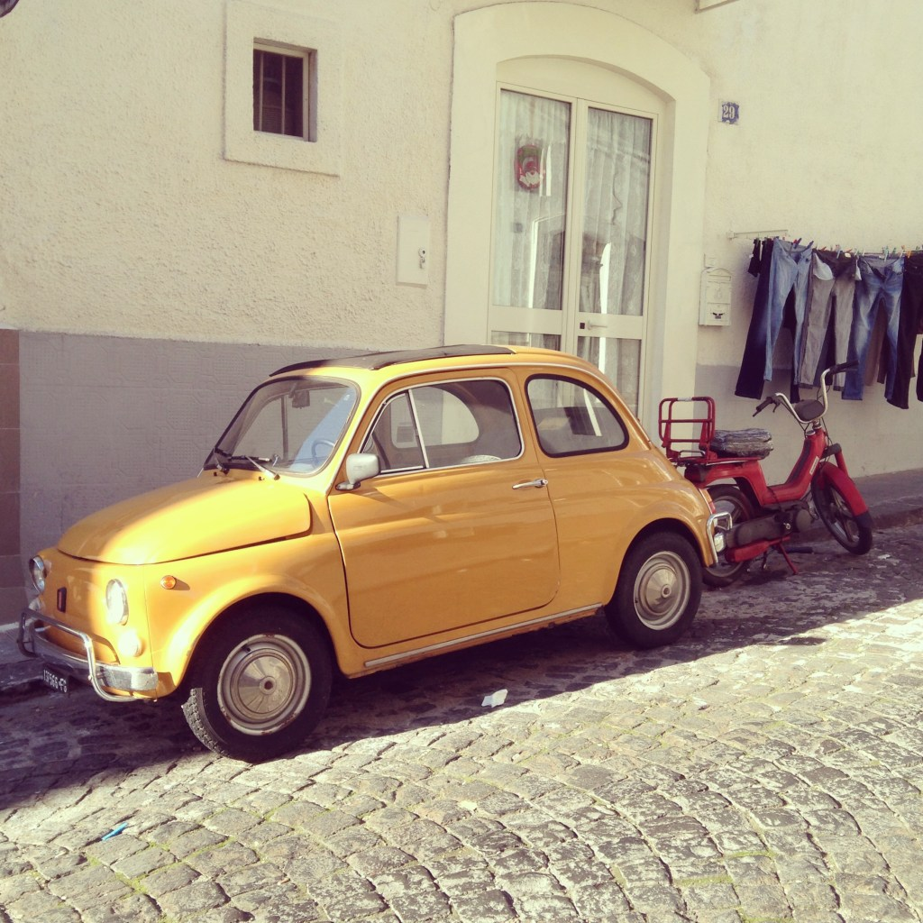 My Dream Car, the Fiat 500