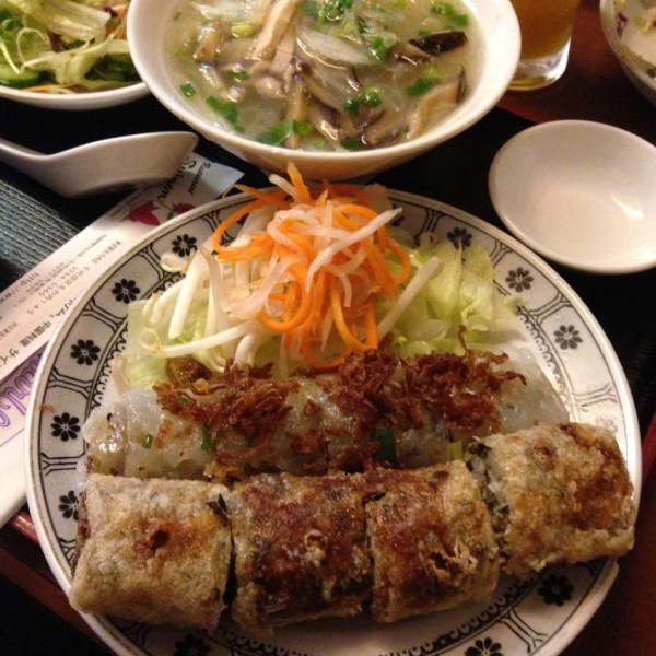 An excellent Vietnamese meal in Tokyo, Japan, by Sara Rosso at Ms. Adventures in Italy