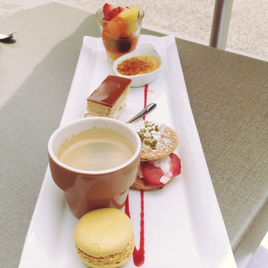 Café gourmand in France: How Coffee Should Be Everywhere