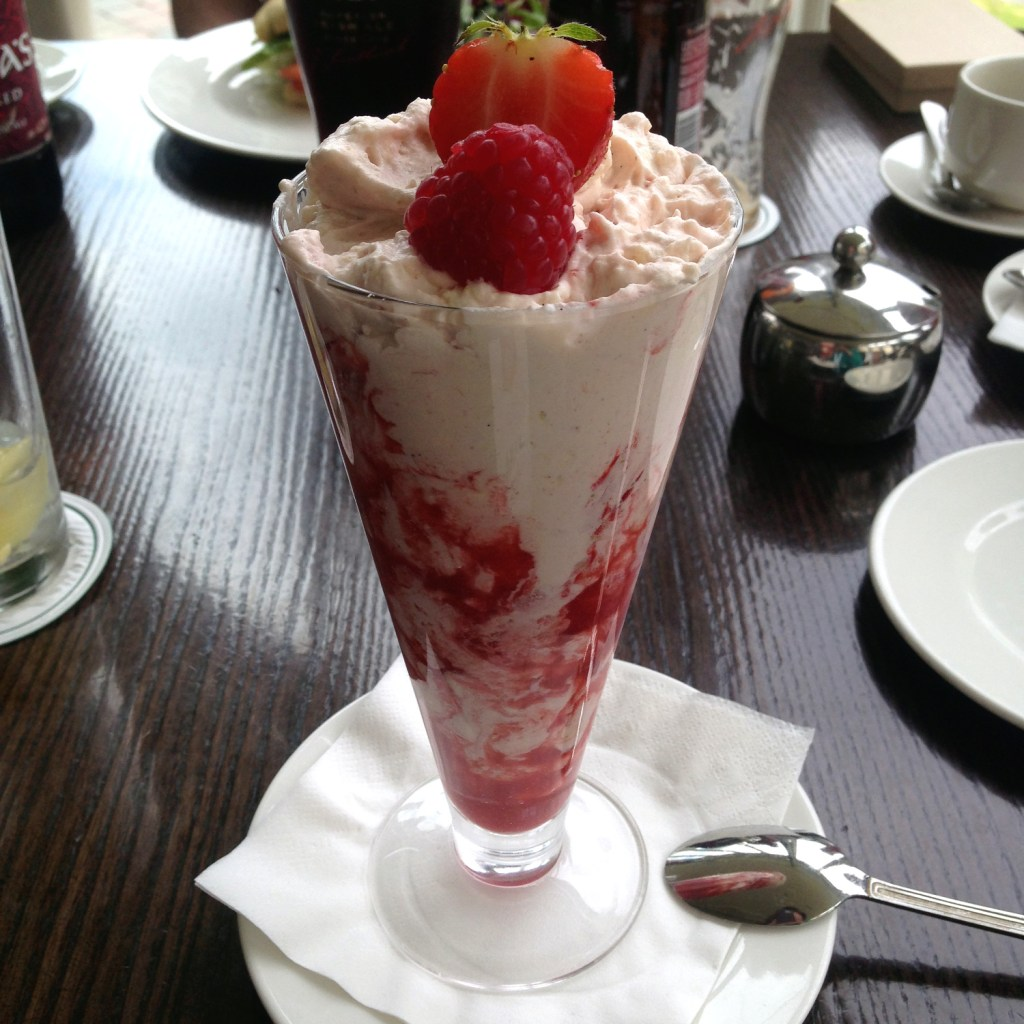 Eton Mess on Ms. Adventures in Italy
