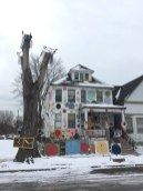 The Heidelberg Project, Ms. Adventures in Italy, by Sara Rosso