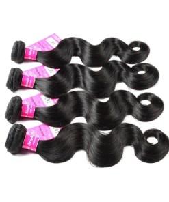 Body Wave Weave Human Hair Bundles 4