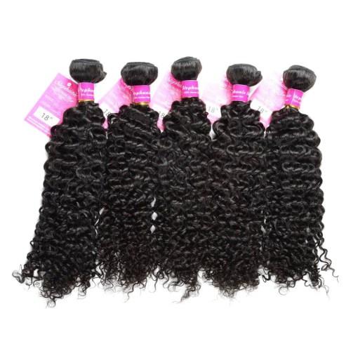 Curly Wave Hair Bundles Virgin Human Hair 11
