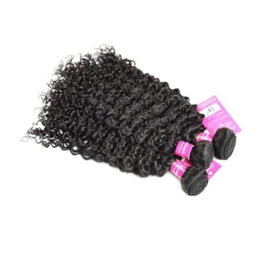 Curly Wave Hair Bundles Virgin Human Hair 5
