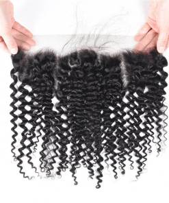curly weave lace frontal 2
