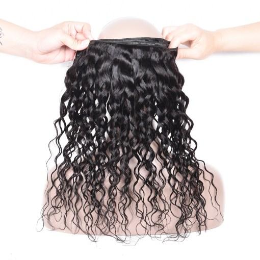 Water Wave Hair Weave Bundles 4
