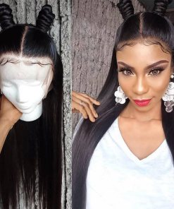 Straight 13x4 Lace Front Wig
