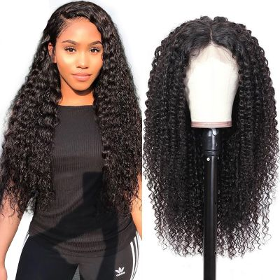 curly hair full lace wig