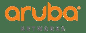 aruba hp logo horizontal