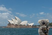 Ah l'opéra de Sydney, j'adore !
