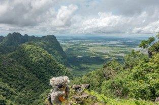 Quelle belle vue sur les hauteurs de Hpa-An