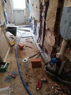 AMSB Casa - rifacimento impianto idraulico