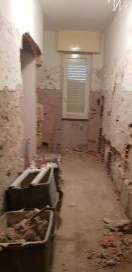AMSB Casa - da un bagno a due bagni bollate