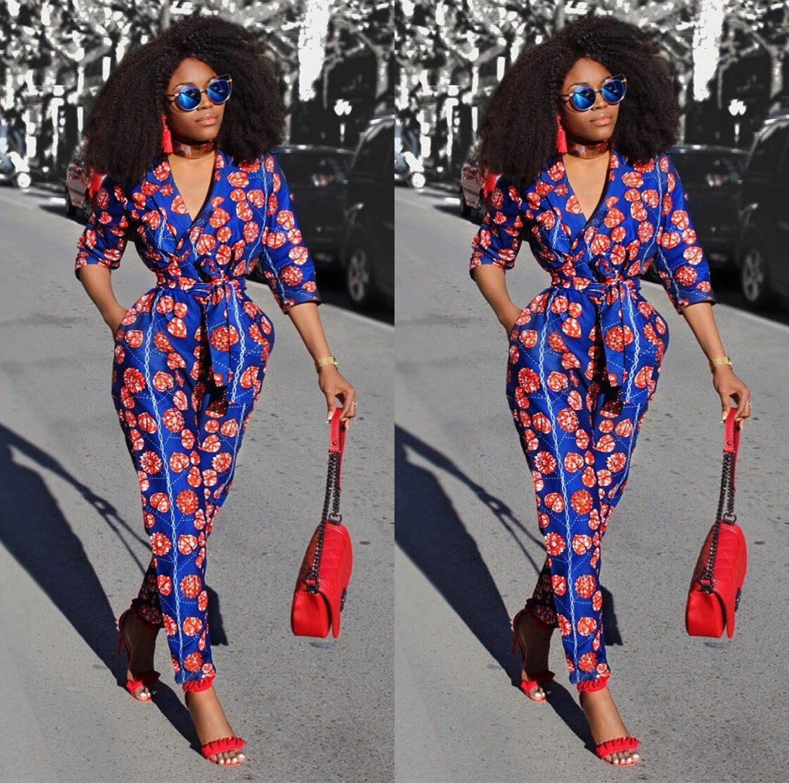 Womens Rompers Jumpsuit Summer 2018 New Women African ...
