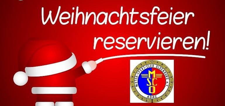 Oldenburg Weihnachtsfeier.Weihnachtsfeier Des Msco Motor Sport Club Oldenburg