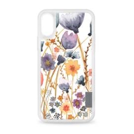 [docomo Select] Casetify iPhone X グリップ/フラワー