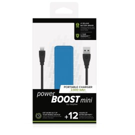 mophie power BOOST mini Blue