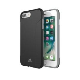 adidas Performance Solo Case iPhone 8 Plus Black/Grey