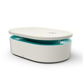 OAXIS BENTO Wireless Speaker White/Green