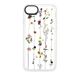 [docomo Select] Casetify Grip for iPhone 8 ボタニカル
