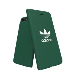 【取扱終了製品】adidas Originals adicolor Booklet Case iPhone 8 Plus Green