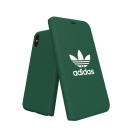 adidas Originals adicolor Booklet Case iPhone X Green