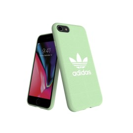 adidas Originals adicolor Moulded Case iPhone 8 Clear Mint