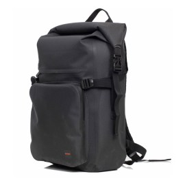 KNOMO Hamilton Backpack 15 Rolltop Black