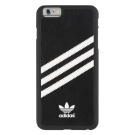 【取扱終了製品】adidas Originals Moulded Case iPhone 6 Plus Black/White