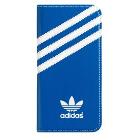 adidas Originals Booklet Case iPhone 6 Blue/White
