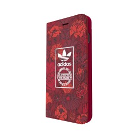 adidas Originals Booklet iPhone 7 Plus Bohemian Red