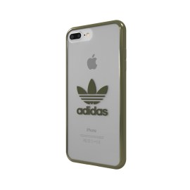 adidas Originals Clear Case iPhone 8 Plus Military