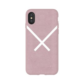 adidas Originals XBYO Moulded Case iPhone X Blanch Purple