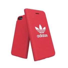 adidas Originals adicolor Booklet Case iPhone 8 Red