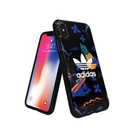 adidas Originals Beach Snap case iPhone X Black